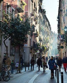 El Raval #Barcelona - good for cheaper food