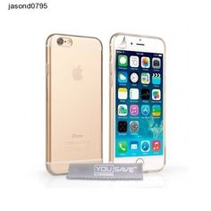 Phone Case Cover Accessories Apple iPhone 6 Clear Silicone Gel Protector Soft