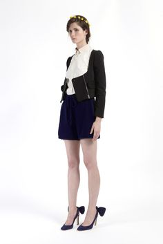 Carven | Resort 2012 Collection | Style.com