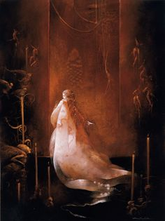 Anne Bachelier The Phantom of the Opera: Epilogue