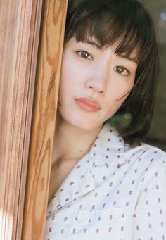 綾瀬はるか 「週刊文春 2018 2.15」 : Curia