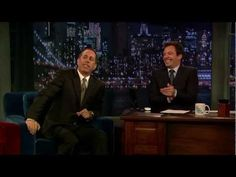 Jimmy Fallon and Jerry Seinfeld During The Commercial Break (Late Night with Jimmy Fallon) - YouTube