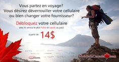 Besoin de déverrouiller votre cellulaire? www.MobileInCanada.com est la plus grande entreprise de déblocage mobile au Canada. Depuis 2005, 3.5 millions de téléphones mobiles ont été déverrouillés partout à travers le pays. Sécuritaire/Efficace/Abordable/Rapide/Pour la vie. Pour obtenir votre carte Sim gratuite, rendez-vous sur www.Distribu-Sim.ca____  #Canada #deverrouillage #deblocage #cellulaire #telephone #Mobile #Securitaire #Fiable #abordable #Rapide #Gratuit #Sim Free Sims, Mobiles, Canada, Traveling By Yourself, Mobile Phones, Country, Business, Life, Rural Area