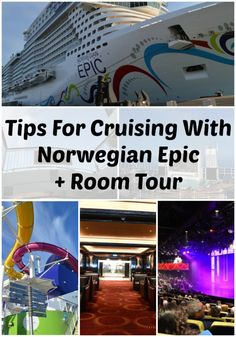 Tips For Cruising With Norwegian Epic + Room Tour