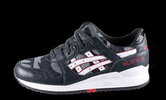 ASICS Gel Lyte III Japanese Denim. Available via more retailers. http://thesolesupplier.co.uk/products/asics-gel-lyte-iii-grey-camo/