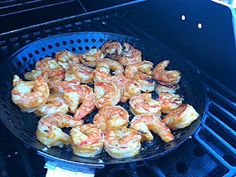 I Was Born To Cook: Grilled Shrimp with Creamy Ginger Dressing