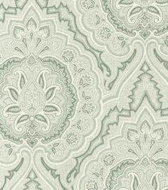 """Waverly Upholstery Fabric 55""""-Balsamine/Spring"""