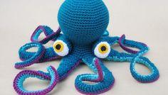 10 FREE Crochet Amigurumi Patterns