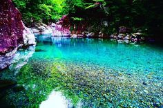 Check out all the beautiful places to visit on our planet! Beautiful Places To Visit, Beautiful World, Places To Travel, Places To Go, Fairy Pools, Japan Landscape, Visit Japan, Great View, Japan Travel