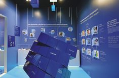 Projekt - CD3D - Messen - Showrooms - Museen - Shopdesign - Edutainment