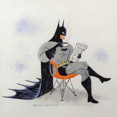 Bat-Mod byRalph Cosentino