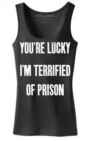 Women's Terrified Tank Top
