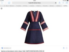 Daft Istanbul dress