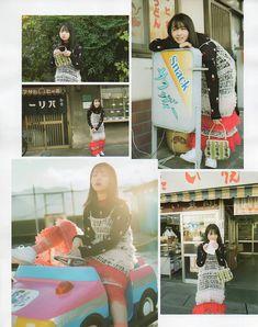 日々是遊楽 — styannouta: EX Taishu January 2018 issue (1) ...