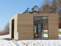 FMH: Gerätehäuser/ Design Gartenhäuser, FMH Metallbau und Holzbau, Stuttgart / Fellbach                                                                                                                                                                                 Mehr
