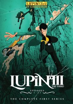 Lupin The 3rd: The Complete Original Series