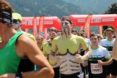 2000 Teilnehmer beim Austrian StrongmanRun in Flachau #strongmanrun #flachau