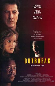 Outbreak (1995) Directed and by #WolfgangPetersen Starring #DustinHoffman #ReneRusso #MorganFreeman #DonaldSutherland #CubaGoodingJr PatrickDempsey #KevinSpacey #Hollywood #hollywood #picture #video #film #movie #cinema #epic #story #cine #films #theater #filming #movies #moviemaking #movieposter #movielover #movieworld #movielovers #movienews #movieclips #moviemakers #drama #filmmaking #cinematography #filmmaker #screen #screenplay Netflix Original Movies, Hd Movies, Movies To Watch, Movies And Tv Shows, Film Movie, Horror Movies, Dustin Hoffman Movies, Morgan Freeman Movie, Rene Russo