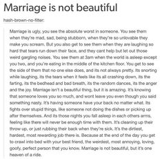 perfectly said, this is so us, no matter our ups and downs like any pther couple we couldn't be without one another, we've always been best friends and madly in love.nothing can break us! love our marriage and my soulmate. Marriage Relationship, Happy Marriage, Marriage Advice, Love And Marriage, Quotes About Marriage, Best Friend Marriage Quotes, Marriage Quotes Struggling, Marriage Poems, Perfect Marriage