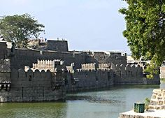 The Vellore Fort,India