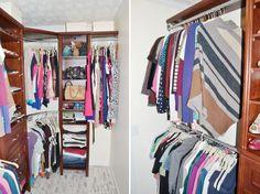 Make your closet work harder with a ClosetMaid organizing kit! #storage #organizing