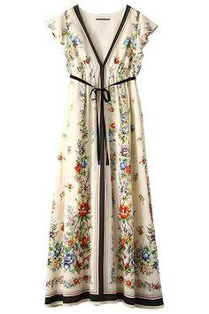 Cool dress: