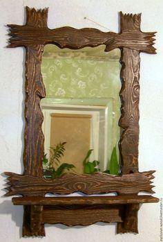 Зеркала ручной работы. Заказать Зеркало. Рама для зеркала