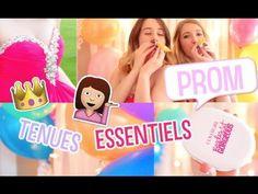 Emma Verdé - PROM 2015   Tenues, Conseils et plus! Emma Verde, Youtubers, Prom, Braids, Advice, World, Senior Prom, Youtube