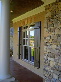 Pinterest the world s catalog of ideas for Fypon exterior shutters