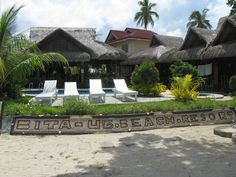 travel destination philippines   Bita-Ug Beach Resort Panglao Island Bohol Philippines