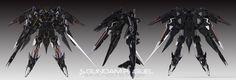 Gundam Raguel