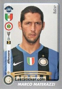 Marco Materazzi, Milan Football, Baseball Cards, Sports, People, Trading Cards, Hs Sports, Sport, People Illustration