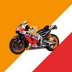 Honda RC213V  Si te gusta mis trabajos, Sígueme. If you like my artworks, Follow me.  @26_danipedrosa @hrc_motogp  #honda #repsol #hondarepsol #redbull #motogp #motogp2015 #danipedrosa #danipedrosa26 #moto #alvarodintenmoto  #dibujo #diseño #drawing #draw #design #26 #rc213v #bridgestone #motorcycle #instamoto #hrc