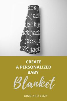 Create a large name blanket with your baby name and colors! Find more baby bedding on our etsy! Shop Kind and Cozy Baby Blanket Size, Blanket Sizes, Personalized Baby Blankets, Baby Bedding, Material Design, Daughter Love, Typewriter, Baby Names, Colorful Backgrounds