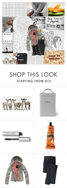 """""""// i know you set yourself up to live the simple life //"""" by speak-meow ❤ liked on Polyvore featuring FRUIT, Chanel, WALL, Garden Trading, Bobbi Brown Cosmetics, Aesop, Hollister Co., Woolrich and Dr. Martens"""