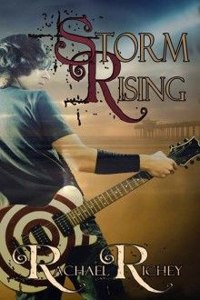 Book Review 'Storm Rising' by Rachael Richey. Reviewed by Stacey.