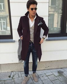 MenStyle1- Men's Style Blog - Inspiration #72. FOLLOW: Guidomaggi Shoes...