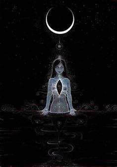 Moon Worship by Louise Benton