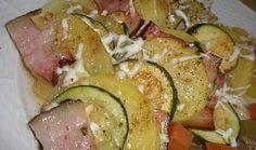 Pekáček s cuketou 20 Min, Zucchini, Low Carb, Treats, Fish, Vegetables, Sweet Like Candy, Goodies, Vegetable Recipes