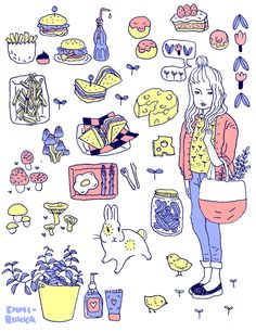 Emmi-Riikka Illustrator + Graphic Designer Helsinki, Finland / 1990 FACEBOOK INSTAGRAM WEBSITE...