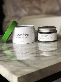 $35 · This Natural Green Tea Mud Mask works as a Deep Cleansing Purifying Face Mask and Nose Mask to visibly minimize the appearance of pores, reduce redness and breakouts, absorbs excess oil for a bright, fresh-faced appearance.#matcha #mudmask #facemask #brighteryou#Matcha#novashine#Routine