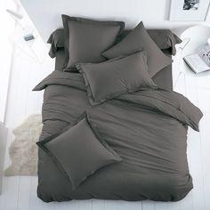 Plain Cotton Duvet Cover SCENARIO