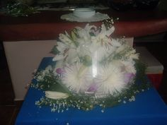 Crystal's Wedding Cake