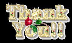 Imagen animada para dar las Gracias.