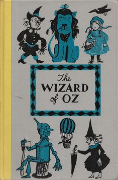 The Wizard of Oz binding
