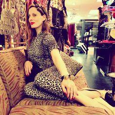LG + leopard