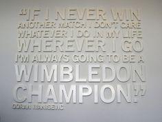 Wimbledon by duncan on Flickr. - Goran