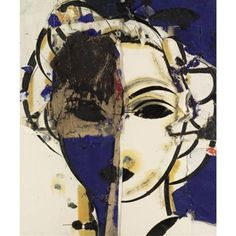 View UNTITLED By Manolo Valdés; 79 by 67 in. Access more artwork lots and estimated & realized auction prices on MutualArt. Abstract Face Art, Abstract Portrait, Portrait Art, Portraits, Paintings I Love, Gravure, Female Art, Art Inspo, Design Art