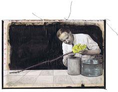 Stigmata - Prepping the Prop | by Gideon Kiefer