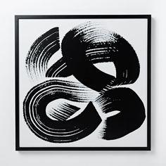 Julia Kostreva Print, Knot V